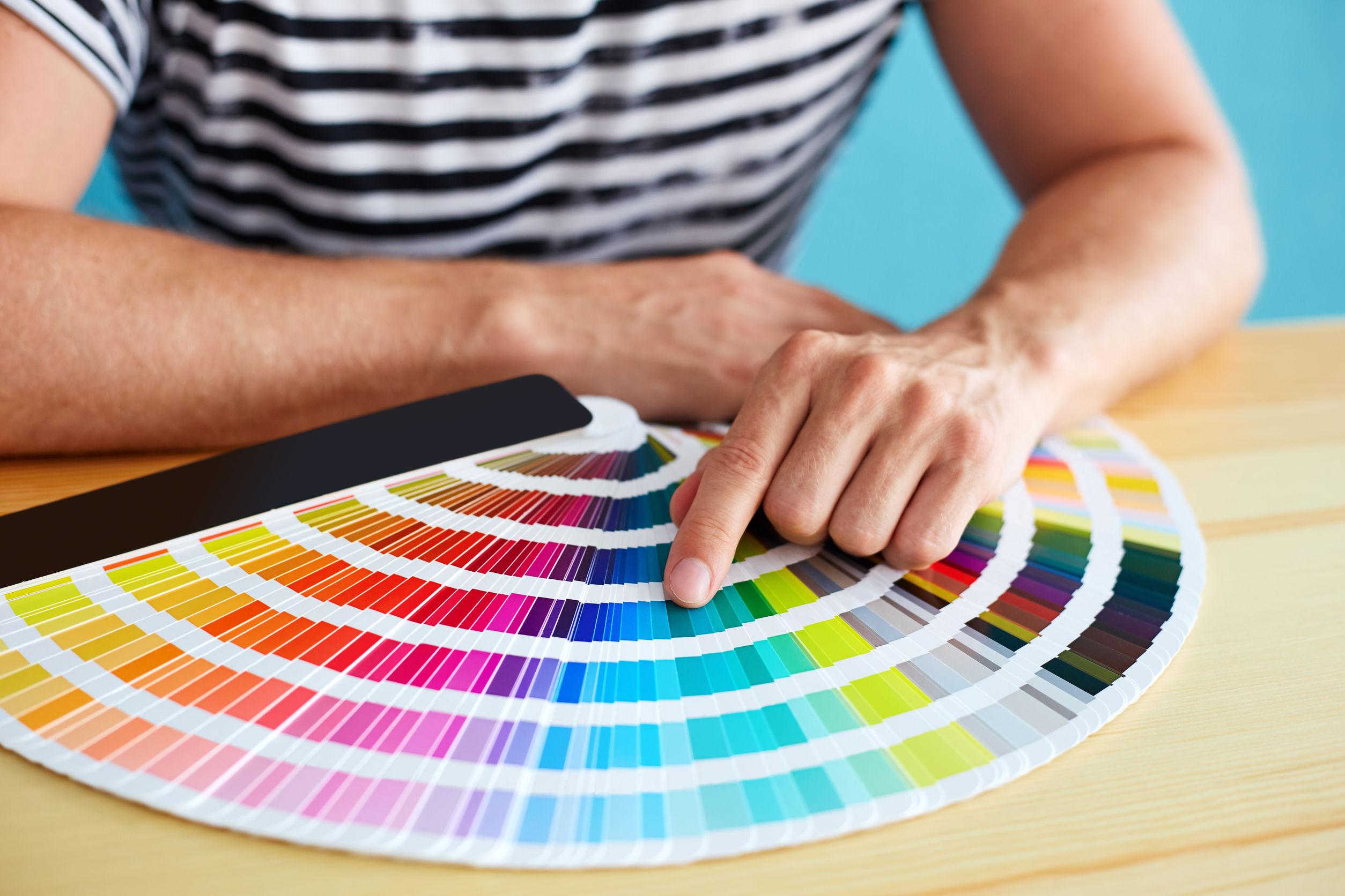 Choosing Office Colors